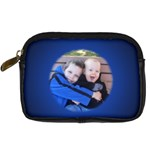 My boys - Digital Camera Leather Case