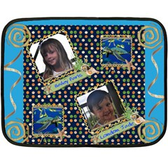 Two Sided Fleece By Christy Fralin   Double Sided Fleece Blanket (mini)   Klhakfdu4wrp   Www Artscow Com 35 x27 Blanket Front