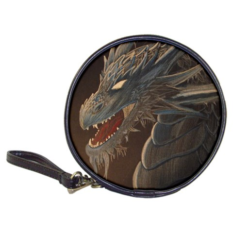Dragon Cd Wallet  By Jessica   Classic 20 Cd Wallet   J50lghubqh7f   Www Artscow Com Front