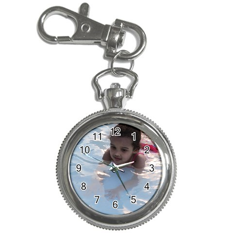Heatherwatch By Heather   Key Chain Watch   Rxk3onf6asr3   Www Artscow Com Front