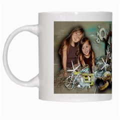 Sophia And Chantal By Ramona   White Mug   Irbhnotm8sem   Www Artscow Com Left