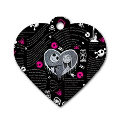 By Nikole   Dog Tag Heart (two Sides)   7wzie1hanrjy   Www Artscow Com Front