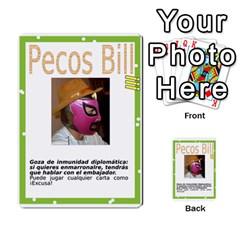 Marrón! By Srlobo   Multi Purpose Cards (rectangle)   Niarj3ju6g3d   Www Artscow Com Front 8