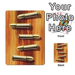 Marrón! By Srlobo   Multi Purpose Cards (rectangle)   Niarj3ju6g3d   Www Artscow Com Back 10