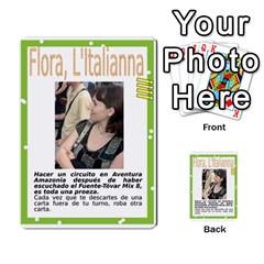 Marrón! By Srlobo   Multi Purpose Cards (rectangle)   Niarj3ju6g3d   Www Artscow Com Front 21