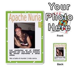 Marrón! By Srlobo   Multi Purpose Cards (rectangle)   Niarj3ju6g3d   Www Artscow Com Front 24