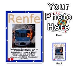 Marrón! By Srlobo   Multi Purpose Cards (rectangle)   Niarj3ju6g3d   Www Artscow Com Front 40