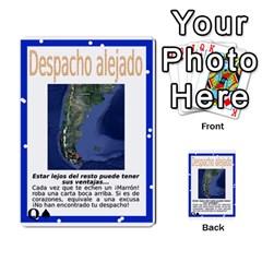 Marrón! By Srlobo   Multi Purpose Cards (rectangle)   Niarj3ju6g3d   Www Artscow Com Front 43