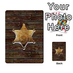 Marrón! By Srlobo   Multi Purpose Cards (rectangle)   Niarj3ju6g3d   Www Artscow Com Back 5