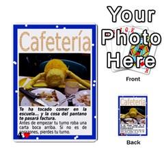 Marrón! By Srlobo   Multi Purpose Cards (rectangle)   Niarj3ju6g3d   Www Artscow Com Front 46