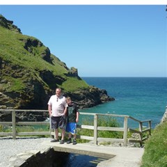 Tintagel Photocube By Catvinnat   Magic Photo Cube   Prr7iqcvies0   Www Artscow Com Side 3
