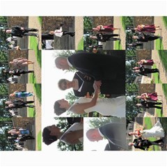Tricia Wedding 4 By Melissa   Collage 8  X 10    0gkgo6xaygav   Www Artscow Com 10 x8 Print - 1
