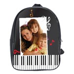 music - School Bag (Large)