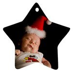 Jesse christmas star - Ornament (Star)