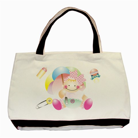 Bolso By Lydia   Basic Tote Bag   6fkzhyyt9uj6   Www Artscow Com Front