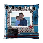 Sean s Pillow - Standard Cushion Case (One Side)