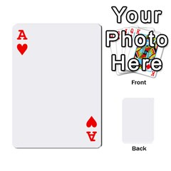 Ace Leo Playing Cards By Allie   Playing Cards 54 Designs   Eg04m0bxu6f9   Www Artscow Com Front - HeartA