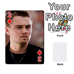 Leo Playing Cards By Allie   Playing Cards 54 Designs   Eg04m0bxu6f9   Www Artscow Com Front - Diamond2