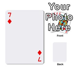 Leo Playing Cards By Allie   Playing Cards 54 Designs   Eg04m0bxu6f9   Www Artscow Com Front - Diamond7