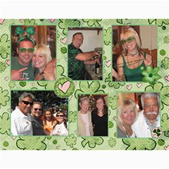 Grannys Calendar By Starla Smith   Wall Calendar 11  X 8 5  (12 Months)   Kzhc0fksdva6   Www Artscow Com Month