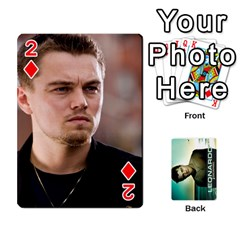 Leo Playing Cards By Allie   Playing Cards 54 Designs   8plaev08x09t   Www Artscow Com Front - Diamond2