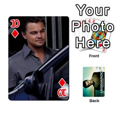 Leo Playing Cards By Allie   Playing Cards 54 Designs   8plaev08x09t   Www Artscow Com Front - Diamond10