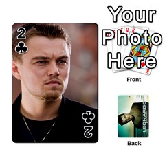 Leo Playing Cards By Allie   Playing Cards 54 Designs   8plaev08x09t   Www Artscow Com Front - Club2