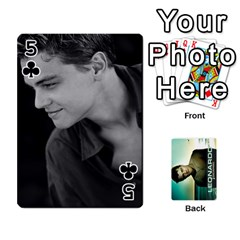 Leo Playing Cards By Allie   Playing Cards 54 Designs   8plaev08x09t   Www Artscow Com Front - Club5