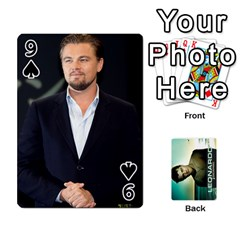 Leo Playing Cards By Allie   Playing Cards 54 Designs   8plaev08x09t   Www Artscow Com Front - Spade9