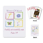 WOW playing cards - Playing Cards Single Design