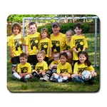 Soccer Team Mousepads - Large Mousepad