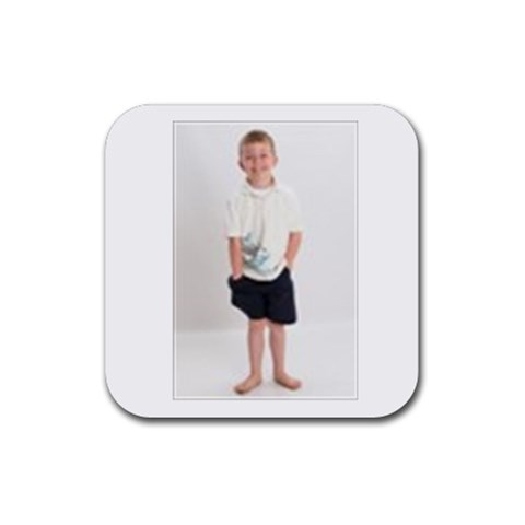 Tyler Coaster By Katie Harman   Rubber Coaster (square)   45uhv5vkt0ma   Www Artscow Com Front