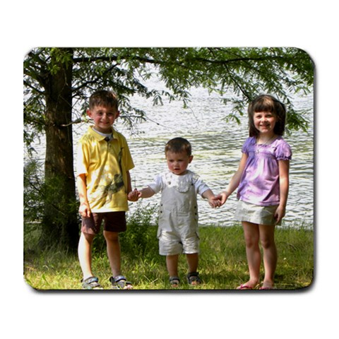 Kidsmousepad By Linda   Collage Mousepad   H9v1uu1v9gnj   Www Artscow Com 9.25 x7.75 Mousepad - 1