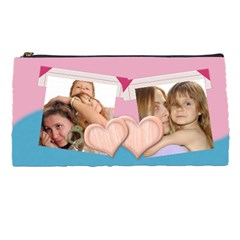 Pink Bag By Wood Johnson   Pencil Case   7osf490ofeqr   Www Artscow Com Front
