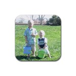 Photo Coaster - Rubber Coaster (Square)
