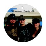 rosecrans family - Ornament (Round)