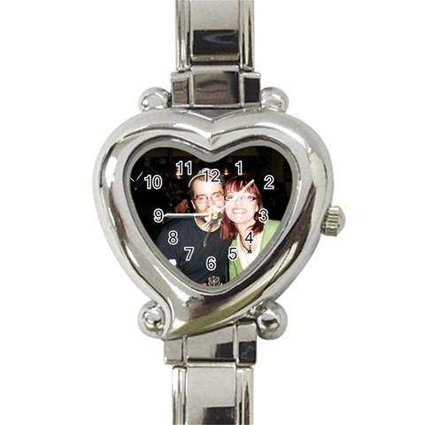 By Zeta Mcmillan   Heart Italian Charm Watch   Oknlhim7ogrh   Www Artscow Com Front