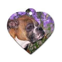 By  Chrissy Hels   Dog Tag Heart (two Sides)   U551k5c3noeq   Www Artscow Com Front