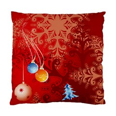 Burgandy Case Both Sides By Nancy   Standard Cushion Case (two Sides)   Fawjwja5dyrt   Www Artscow Com Front