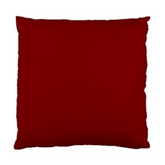 Burgandy Case Both Sides By Nancy   Standard Cushion Case (two Sides)   Fawjwja5dyrt   Www Artscow Com Back