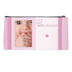 Baby Pink By Joely   Pencil Case   Fzpdp0enmcie   Www Artscow Com Back