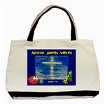 Ashton s Sunday School bag - Basic Tote Bag