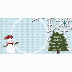 Christmas Card Templates  Copy Me By Danielle Christiansen   4  X 8  Photo Cards   50wj951t4khe   Www Artscow Com 8 x4 Photo Card - 1