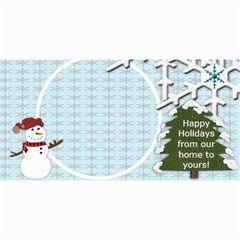 Christmas Card Templates  Copy Me By Danielle Christiansen   4  X 8  Photo Cards   50wj951t4khe   Www Artscow Com 8 x4 Photo Card - 4
