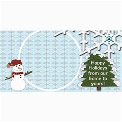 Christmas Card Templates  Copy Me By Danielle Christiansen   4  X 8  Photo Cards   50wj951t4khe   Www Artscow Com 8 x4 Photo Card - 8
