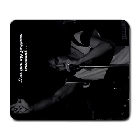 Fingerscrossed By Nelle   Collage Mousepad   Nzqihgsp9hqr   Www Artscow Com 9.25 x7.75 Mousepad - 1