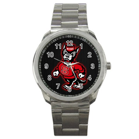 State Watch By Krista   Sport Metal Watch   B438m97lwjd6   Www Artscow Com Front