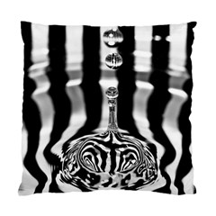 Zebra Water By Shahni Bidwell   Standard Cushion Case (two Sides)   X3pb06j7hp82   Www Artscow Com Front