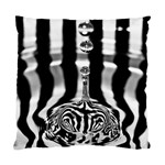 zebra water - Standard Cushion Case (Two Sides)