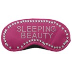 pink sleeping beauty - Sleeping Mask